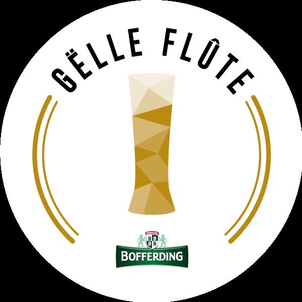 Logo Gëlle Flûte